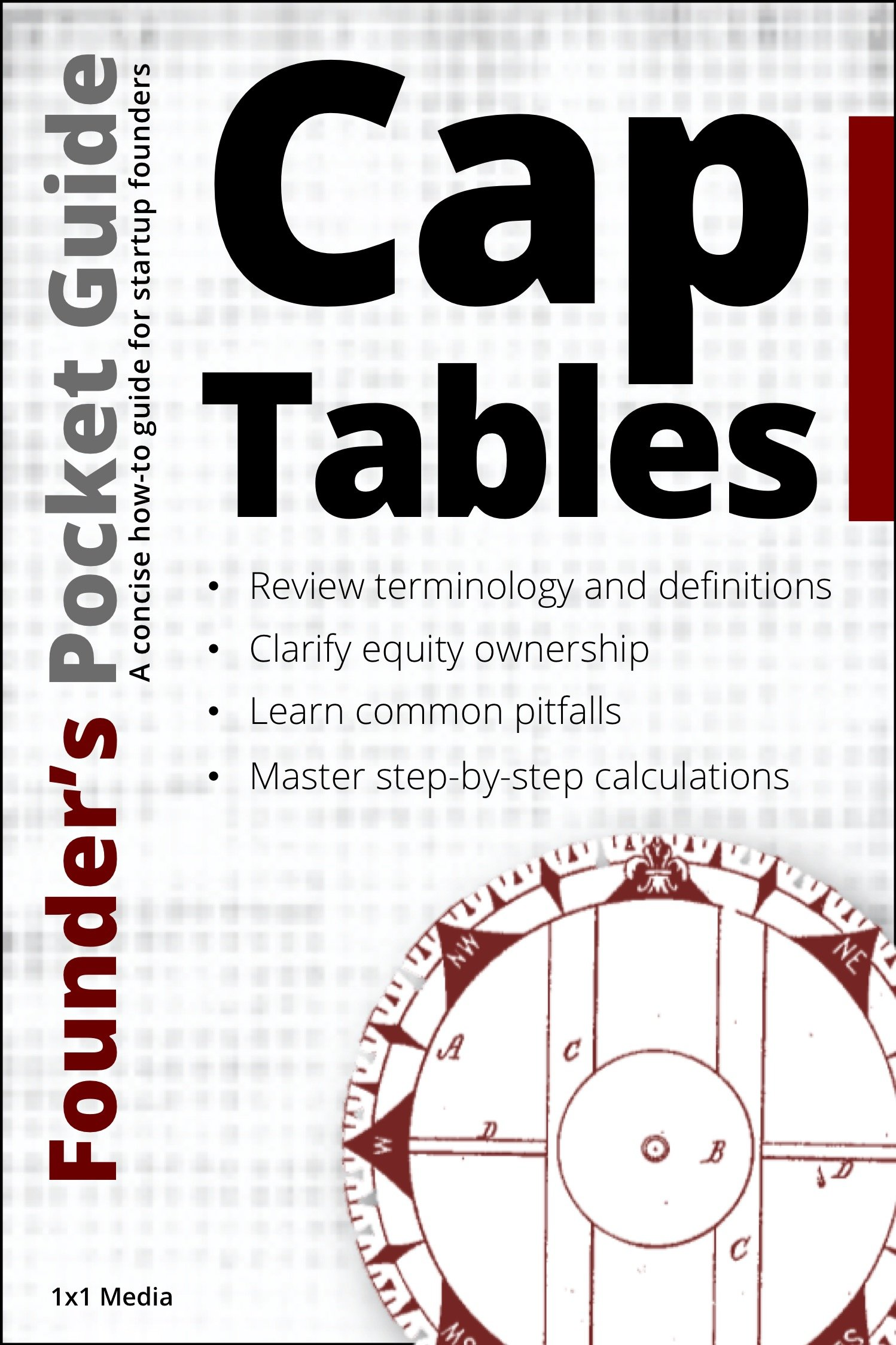 Founder's Pocket Guide  Cap Tables  English Edition