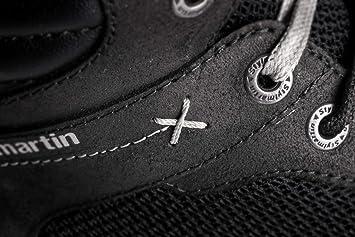 Stylmartin Motorradschuhe Atom Sneaker Mesh Schwarz Mit Knöchelprotektoren Größe Auto