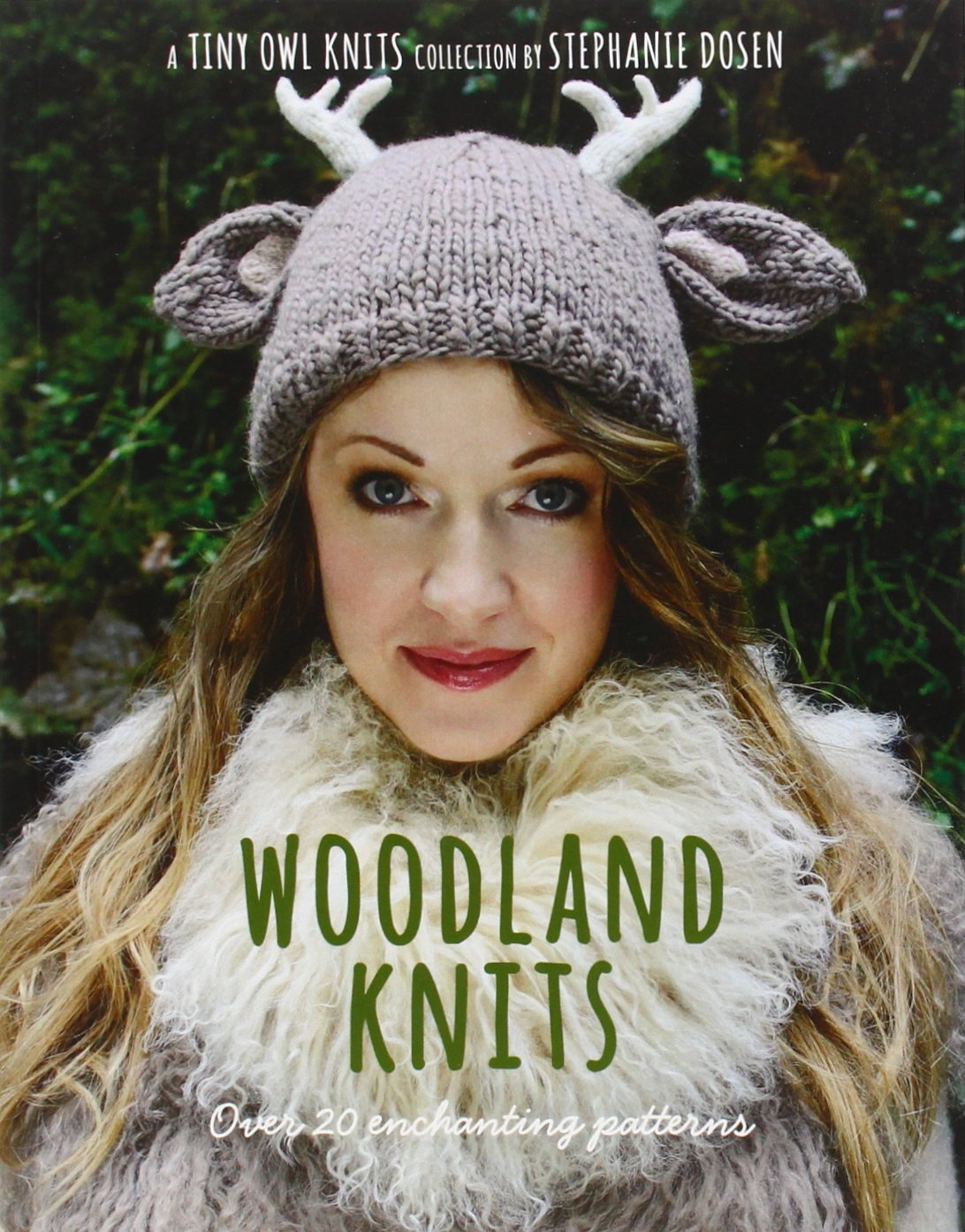 Woodland Knits over enchanting patterns