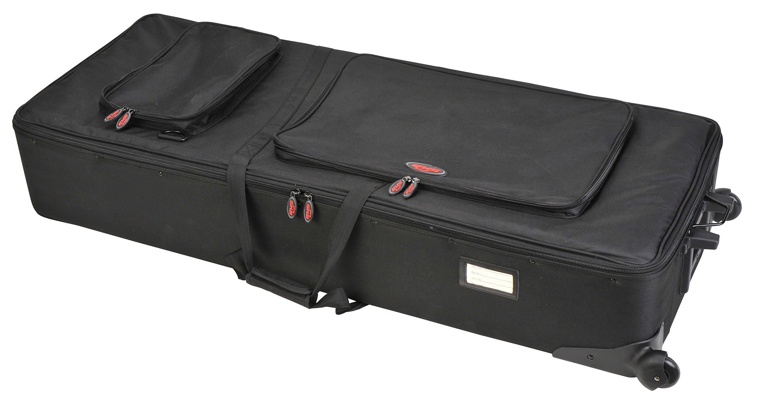 SKB Soft Case for 61-Note Arranger Keyboards (1SKB-SC61AKW)