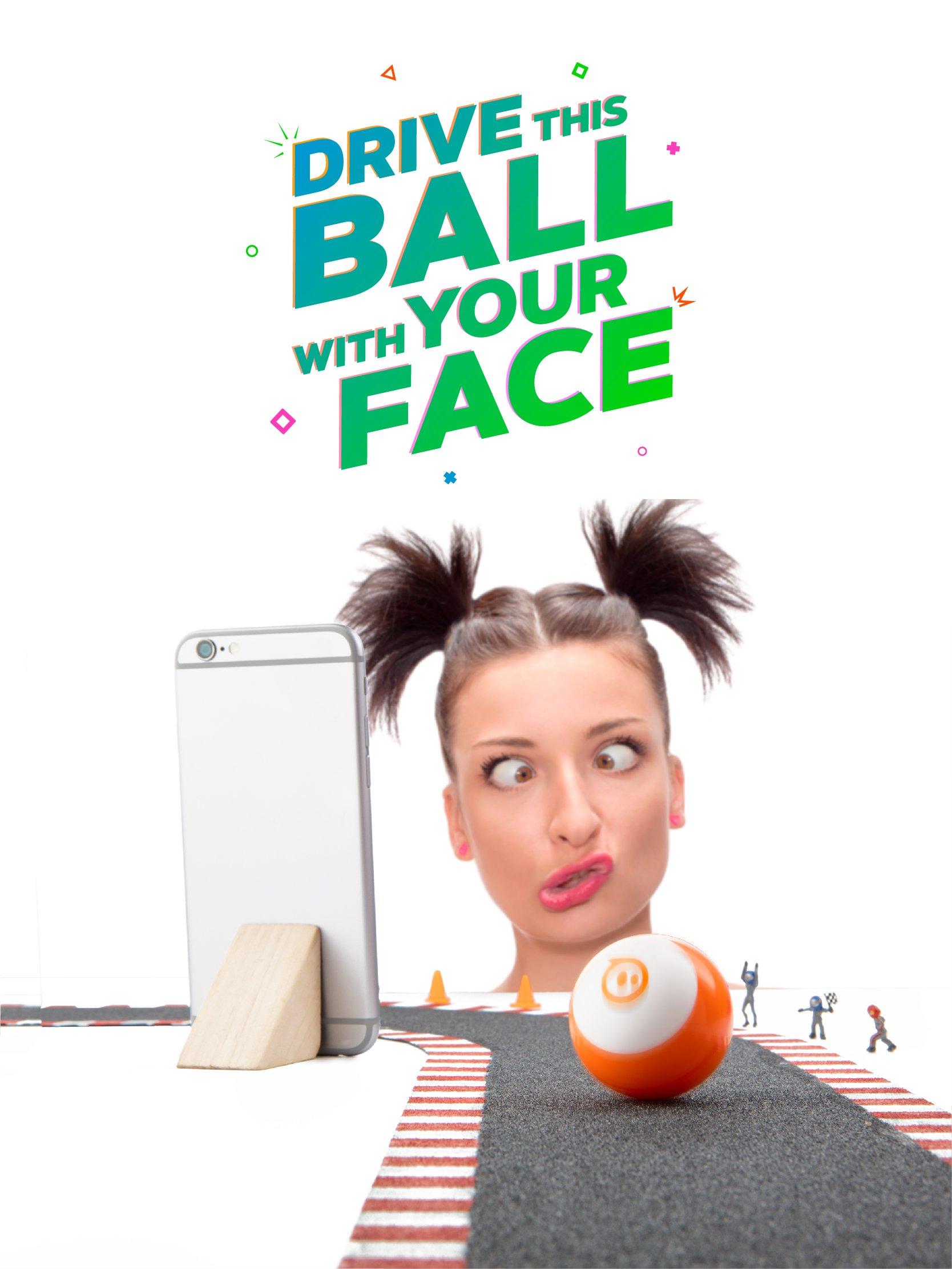 Sphero Mini Black: The App-Controlled Robot Ball (Amazon Exclusive) by Sphero (Image #6)