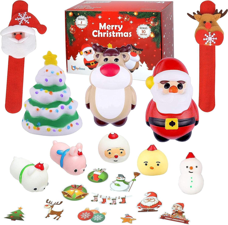 Christmas Slap Band Christmas Eve Box Stocking Party Bag Filler Santa Girls Boys