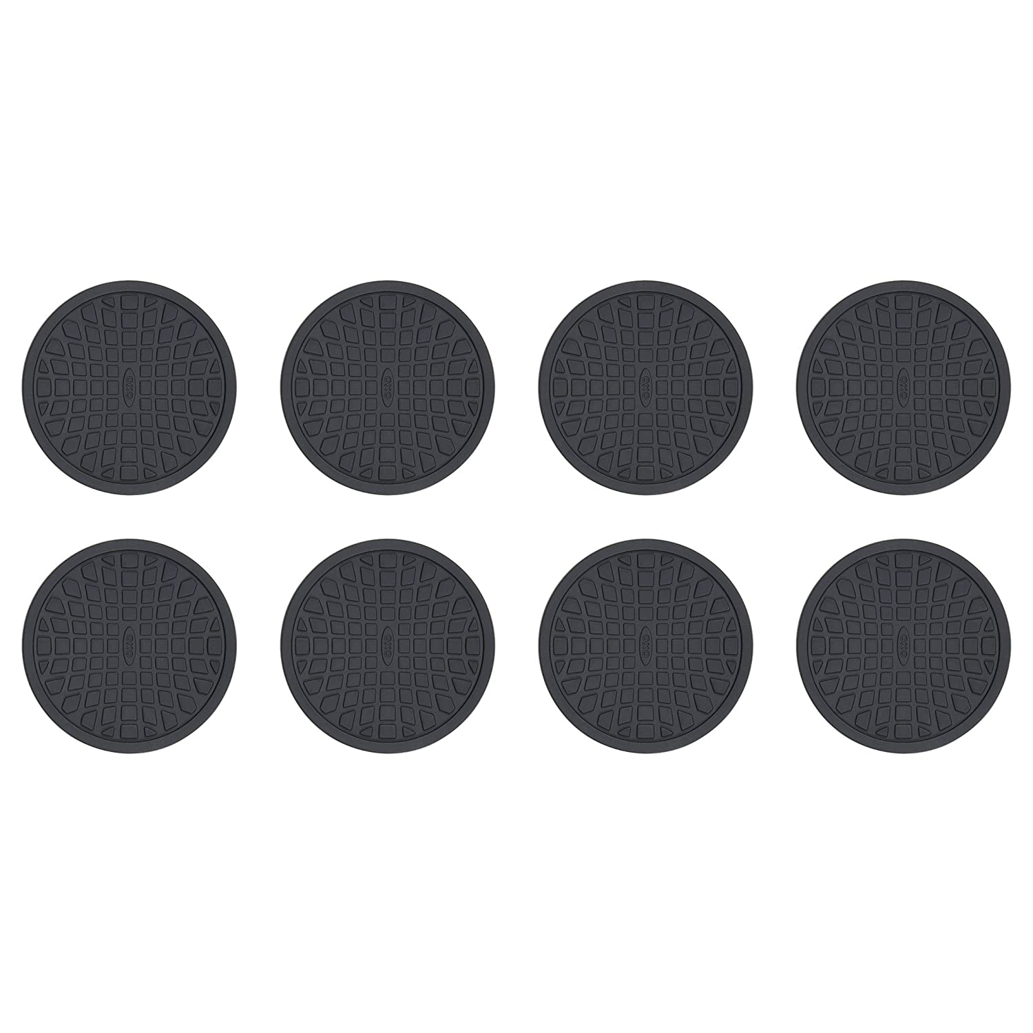 OXO Good Grips Silicone Coasters - 8 Pack Oxo International 1180501