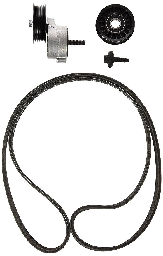 Amazon Com Gates 38342k Serpentine Belt Drive Component Kit Automotive