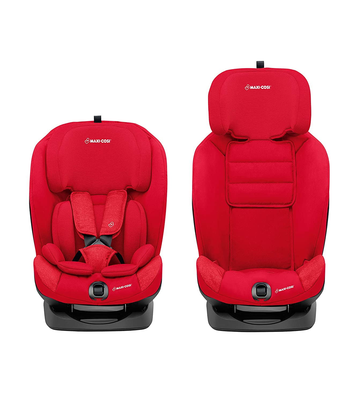 Nomad rojo Maxi-Cosi Titan Asiento de coche para beb/é//ni/ño de