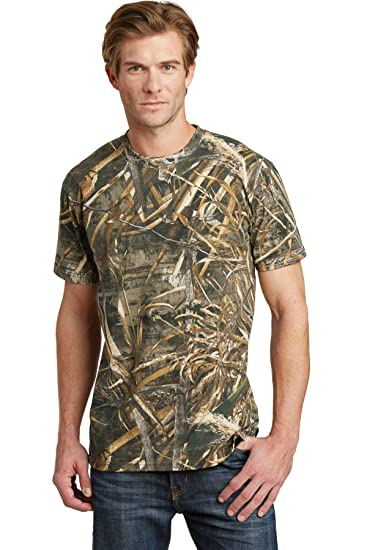 487eddba31e70 Russell Outdoors NP0021R Realtree Explorer 100% Cotton T-Shirt - Realtree  Max - S