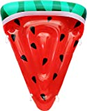 Greenco 巨型充气浮动式*器 西瓜红