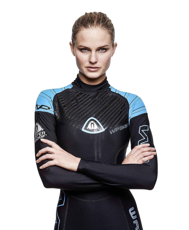 Waterproof Womens Superstretch Lycra Skin Suit