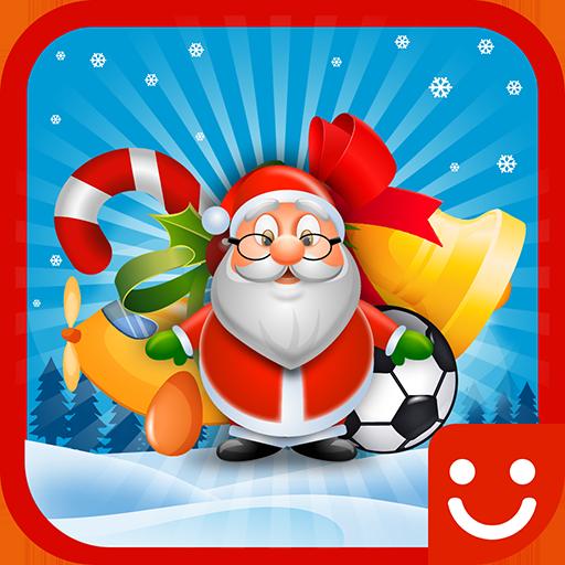 Santa's Falling Gifts -
