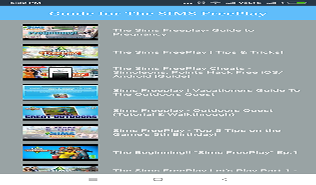 Cheats for The SIMS FreePlay: Amazon.es: Appstore para Android