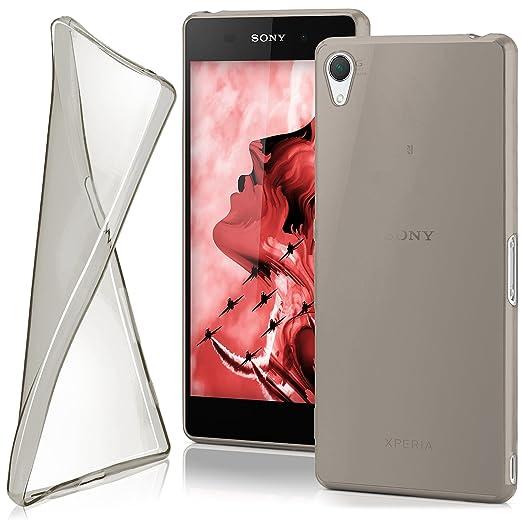 10 opinioni per Cover di protezione Sony Xperia Z2 Custodia Case silicone sottile 0,7mm TPU |