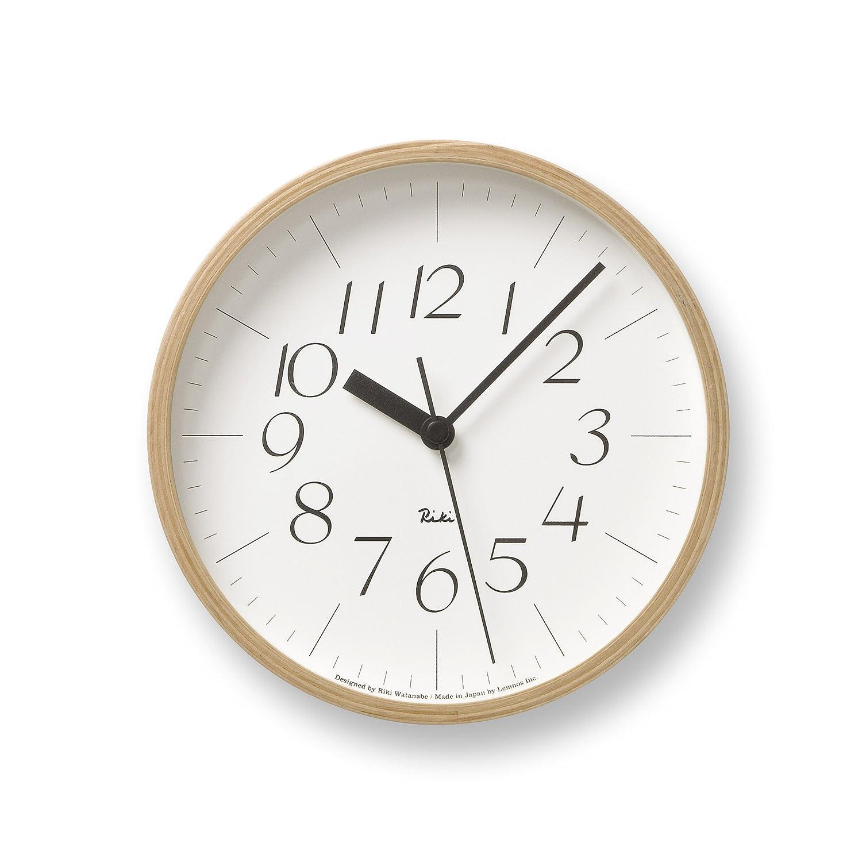 Lemnos RIKI CLOCK S WR-0312 S B000OG06MW