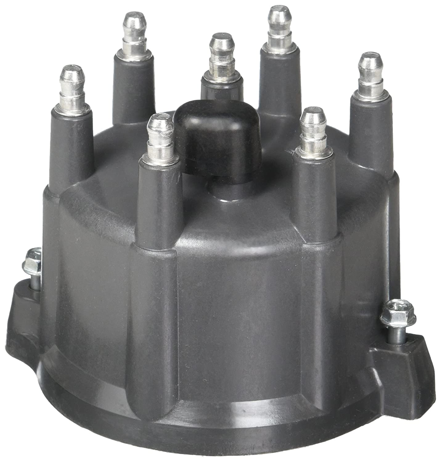 Proform 67185 Vacuum Advance HEI Distributor with Steel Gear and Red Cap for AMC 290-401