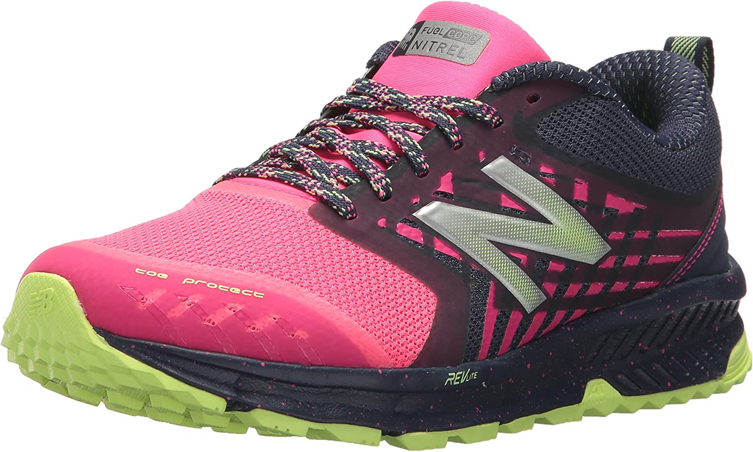 New Balance Women s Nitrel v1 FuelCore Trail Running Shoe