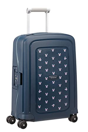 Samsonite Scure - Maleta (55 cm), Mickey Summer Navy (Azul