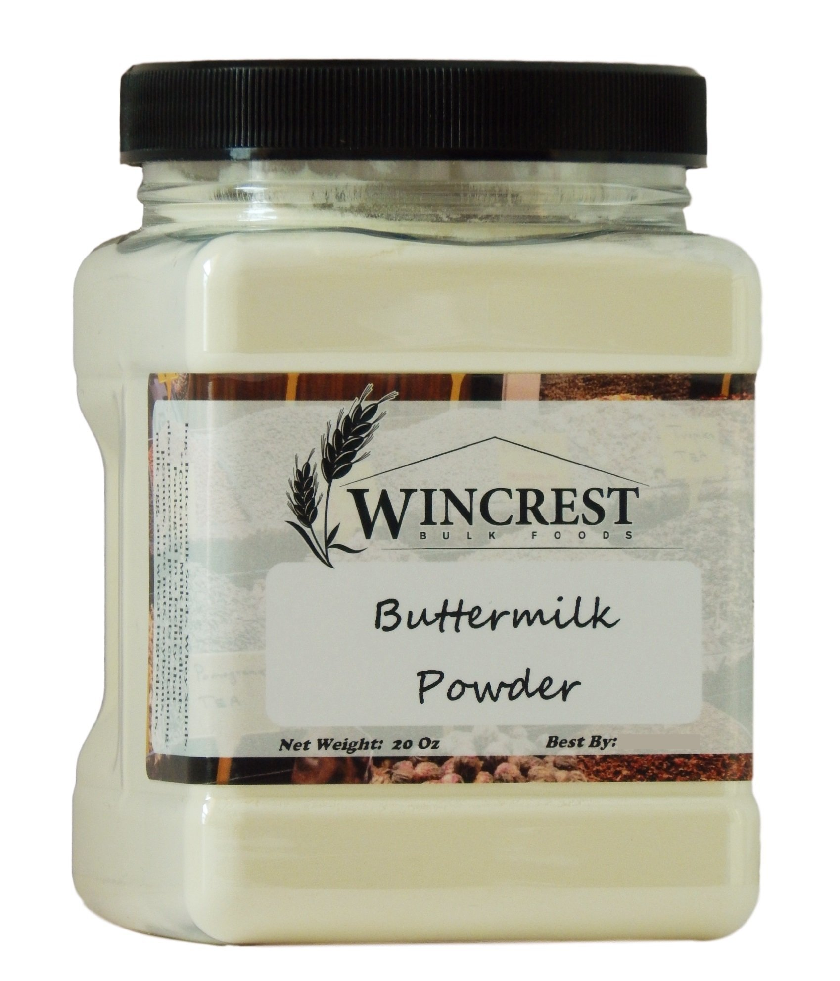 Buttermilk Powder - 1 Lb by WinCrest BulkFoods