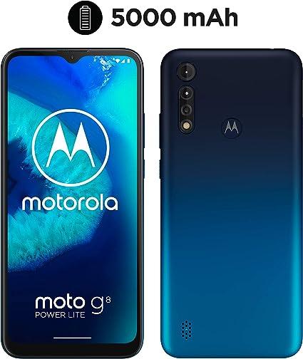 Motorola Moto G8 Power Lite (Pantalla 6,5