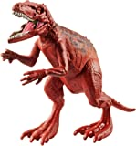Jurassic World Dinosaurio Herrerasaurus de ataque, dinosaurio de juguete (Mattel FVJ89)