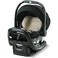 GRACO SnugFit 35 DLX Infant Car Seat Baby Car Seat with Anti Rebound Bar, Pierce
