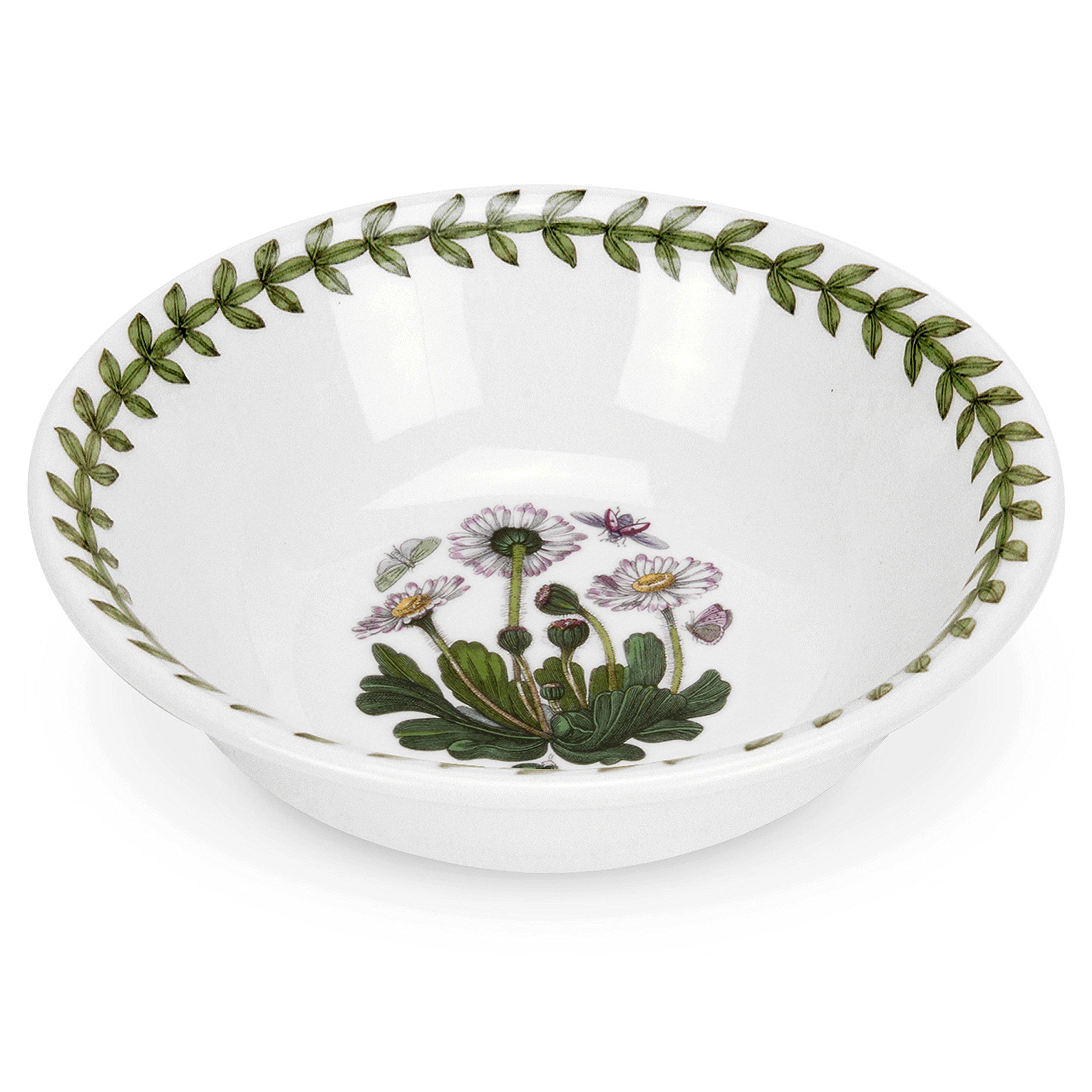 Portmeirion Botanic Garden Mini Dish/Bowl 5'' Set of 6