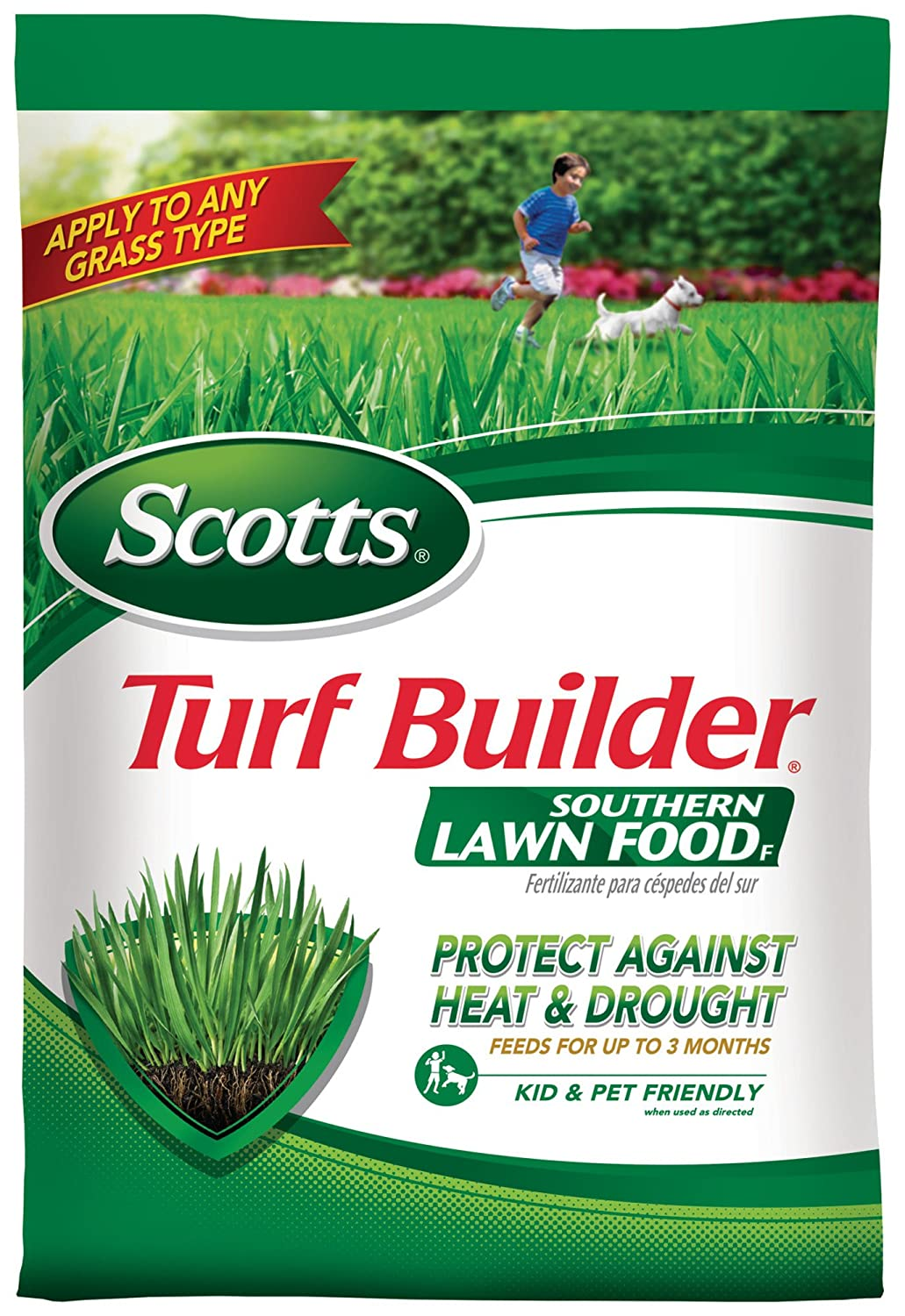 Scotts Southern Builder Florida Fertilizer Image 1