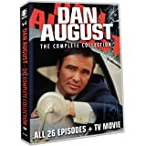 Dan August The Complete Collection All 26 Episodes Plus TV Movie