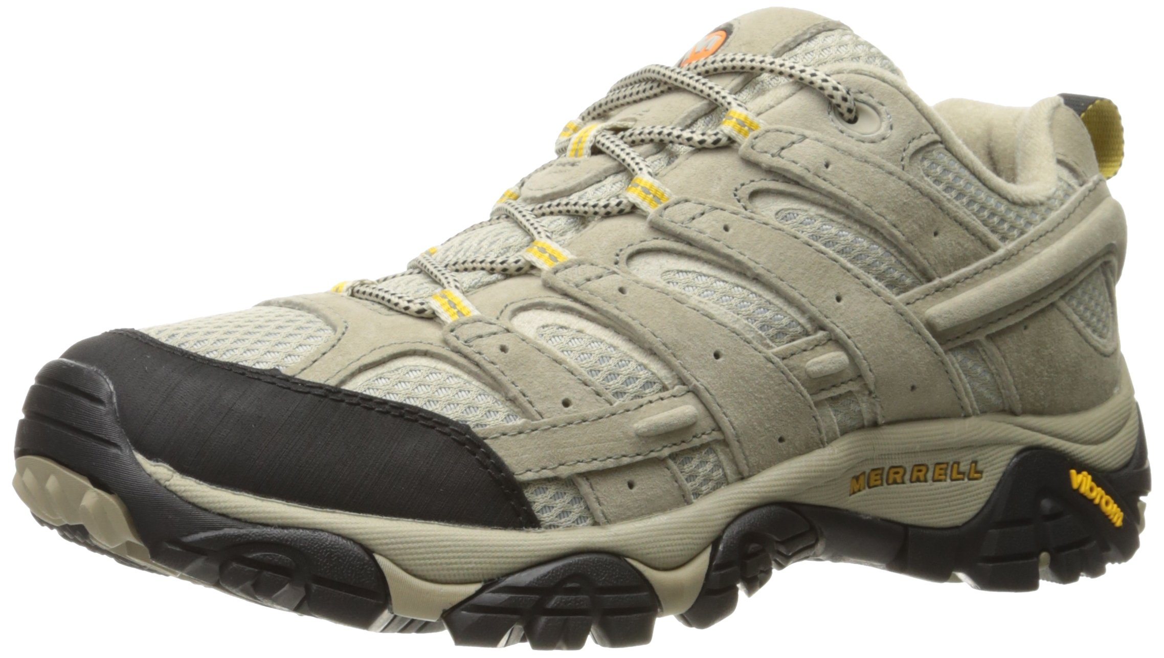 Merrell Women's Moab 2 Vent Hiking Shoe, Taupe, 9.5 W US