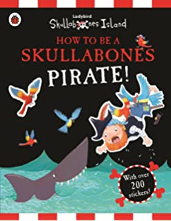 Image result for Teatime for Pirates!: A Ladybird Skullabones Island Picture Book