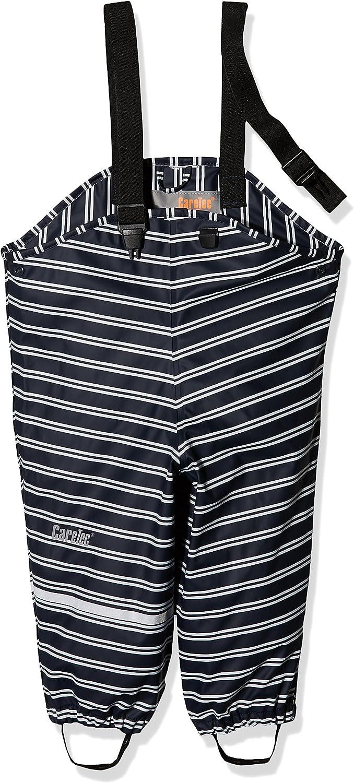 74 CareTec Pantaloni Impermeabili Unisex Unisex bambino//Bambina Blu Weiss 100
