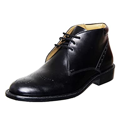 e61f788a8bf7 Liberty Mens Handmade Leather Classic Lace Up Closure Brogue Dress Oxford  Shoes