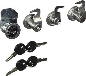 Sunex 8013LS Sunex 8013LS Service Cart Lock Set, 4-Piece