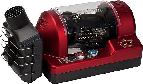 Gene Cafe CBR-101 Home Coffee Roaster - Red