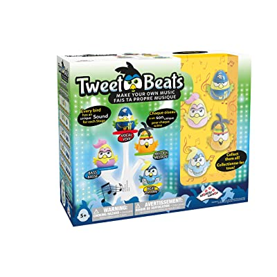 Identity Games Tweet Beats Make Your Own Music Electronic Musical Tree and 4 Birds: Toys & Games