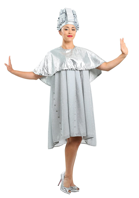 Fett Schönheit Schule Dropout Damen Kostüm - XL