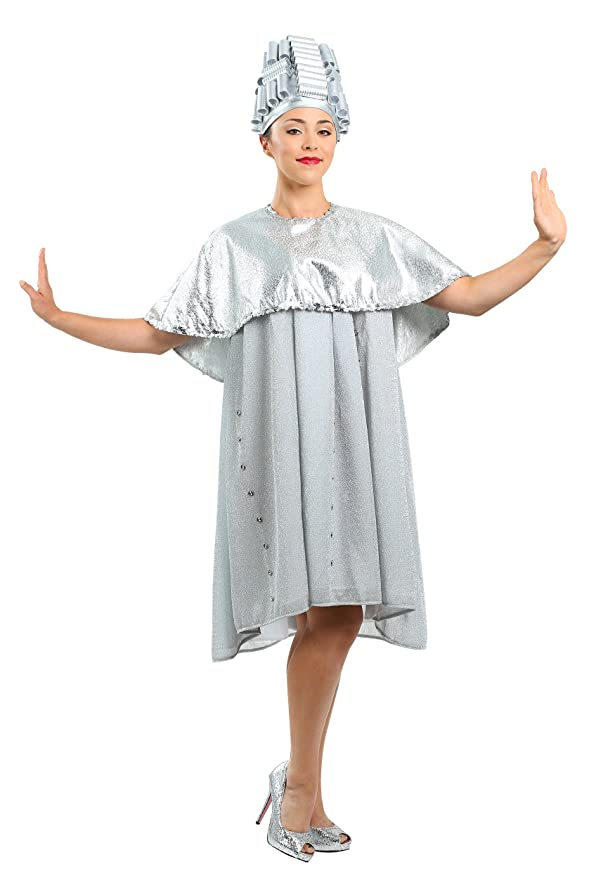 1950s Costumes- Poodle Skirts, Grease, Monroe, Pin Up, I Love Lucy Grease Beauty School Dropout Womens Costume $54.99 AT vintagedancer.com