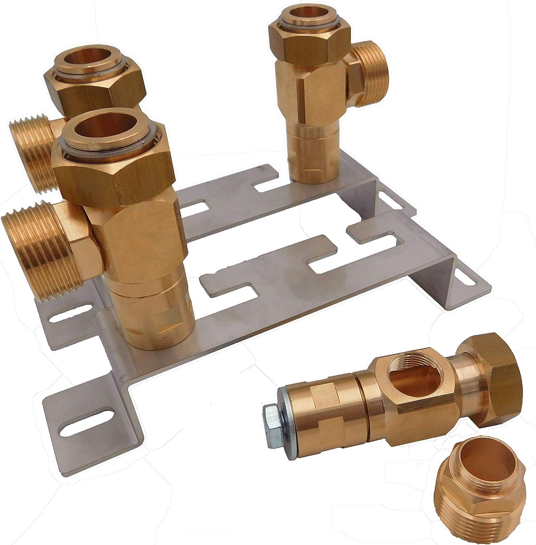 65kW 30 plaques /Échangeur de chaleur thermique /à plaque NORDIC Ba-12-30 3//4
