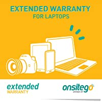 OnsiteGo 2 Year Extended Warranty for Laptops from Rs. 1 to Rs. 20000