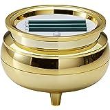 スマイルキッズ 横置きの安心のお線香 (中) ゴールド ASE-4204GD