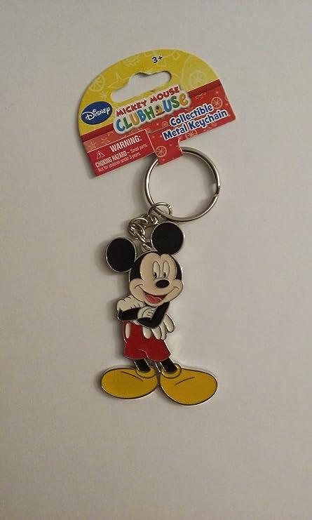 Mickey Mouse Clubhouse llavero de metal Coleccionable ...