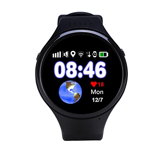 PDFGO T88 Reloj Inteligente Niños Kid GSM GPRS GPS ...