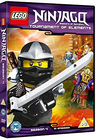 Amazoncom Lego Ninjago Masters Of Spinjitzu Tournament Of