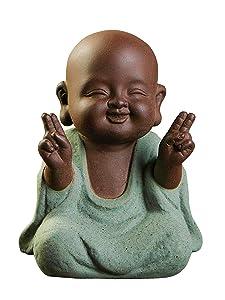 home-office-decore-monk-figurine