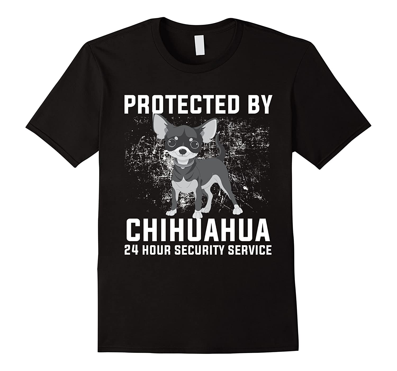 e3d537da CHIHUAHUA Protected Dog Puppy Pet Funny Cute Gift T-shirt-BN – Banazatee