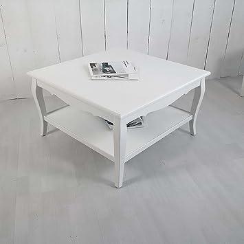Lounge Zone Couchtisch Wohnzimmertisch Tisch Holztisch Beistelltisch