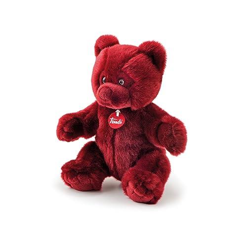 Trudi Sevi Trudi 25174 - Ours - 38 cm, Rouge
