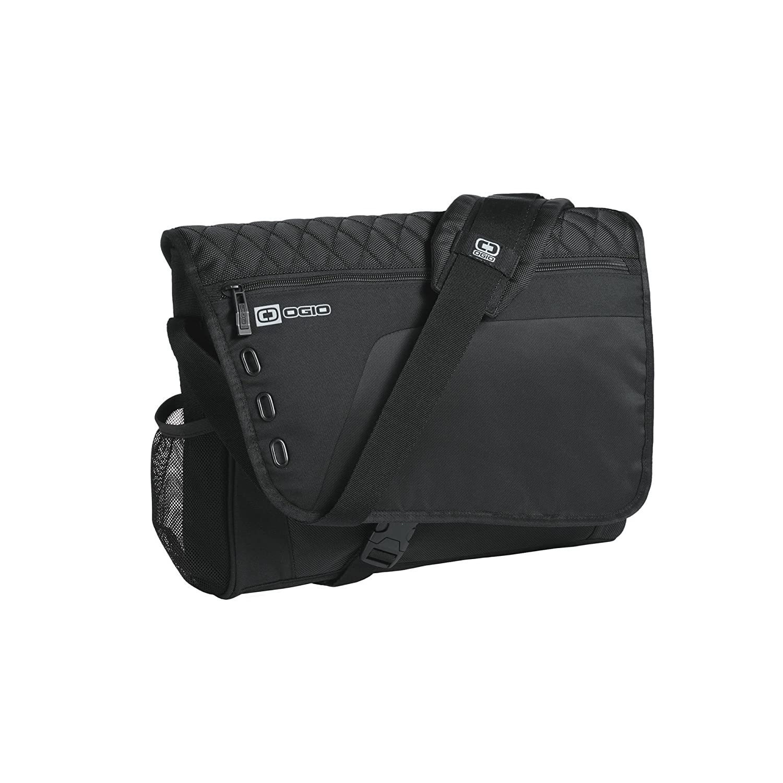 OGIO Herren Vault Messenger Laptop Bag, schwarz, one Größe