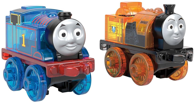 Light-ups Thomas /& Stephen Fisher-Price Thomas /& Friends MINIS