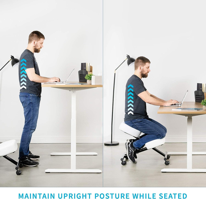 DRAGONN Ergonomic Kneeling Chair for long hours sitting
