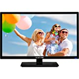 "Sceptre E246BV-FC 24"" LED Display 1920x1080 Full HD HDMI VGA USB, True Black (2017)"
