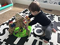 This is one of my son's favorite toys! It holds his attention for a long ...
